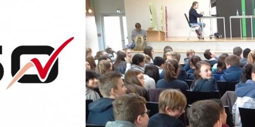 Bewerbertraining der DB Systel GmbH am Neuen Gymnasium
