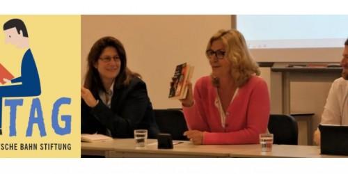 Bundesweiter Vorlesetag 2017 … auch am NG wurde fleißig (vor)gelesen