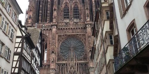 Der Straßburg-Tagesausflug 2015