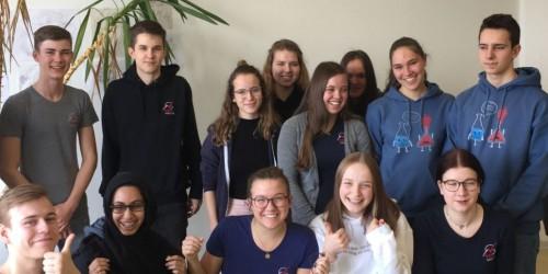 Q2-PoWi-Grundkurs gewinnt Geldpreis beim Schülerwettbewerb
