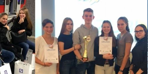 Einzel- und Gruppensieg beim Business Master Wettbewerb 2016