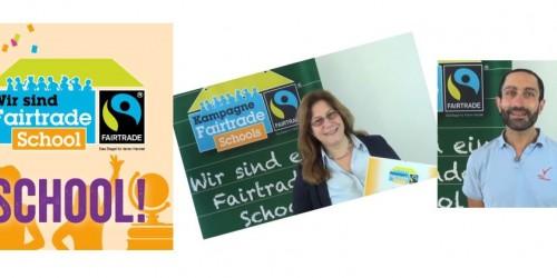 Das Neue Gymnasium wird Fairtrade-School