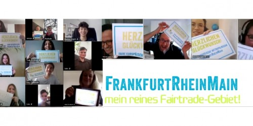 Fairtrade-Metropolregion FrankfurtRheinMain