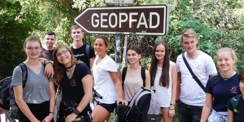 Geologie zum Anfassen – Besuch des Geopfads in Mainz-Weisenau