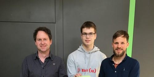 Erfolg in Darmstadt: Hervorragende Platzierung bei der Mathematik-Olympiade