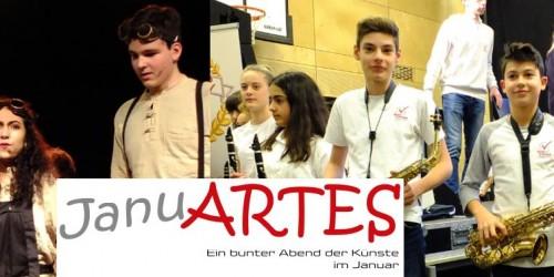 Januartes, FebruArtes, bald eventuell NovArtes… Egal, Hauptsache ein schöner und bunter Abend der Künste!