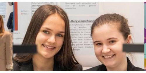 Jugend forscht –  Landeswettbewerb Hessen – Fachgebiet Arbeitswelt -   3. Platz