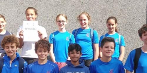 Jugend trainiert für Olympia 2019 – Leichtathletik