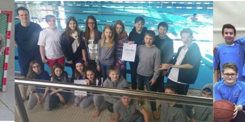 Jugend trainiert für Olympia - drei Mal Regionalentscheid und ein Vizekreismeistertitel