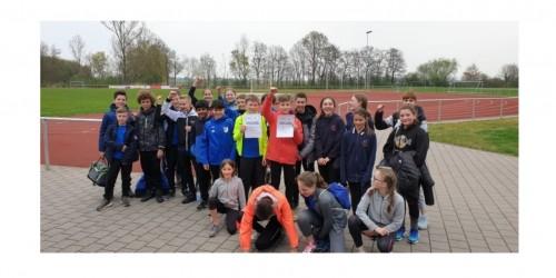 Jugend trainiert für Olympia – Leichtathletik