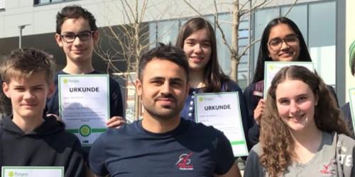Mathematik verbindet: Erfolgreiche Teilnahme am Pangea-Mathematikwettbewerb 2019