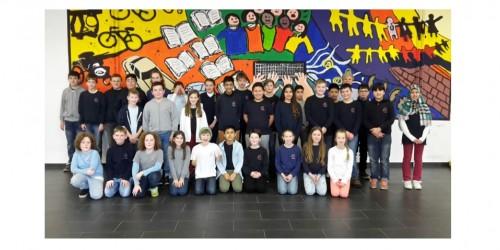 Mathematik verbindet: Erfolgreiche Teilnahme am Pangea-Wettbewerb 2017