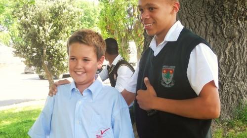 Platz 2 - Michael Kurth (7a) - Kapstadt