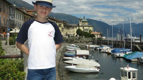 Felix Leander Kreß (6b) - Cannobio/Lago Maggiore