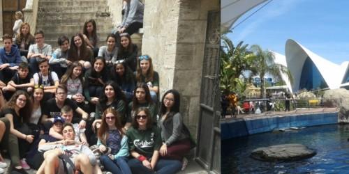 Schüleraustausch der 8. Klassen nach Valencia, Albal