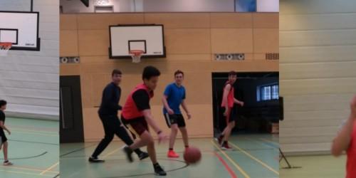 Streetballturnier am Neuen Gymnasium Rüsselsheim