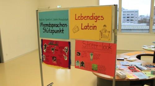 Fremdsprachen-Stützpunkt