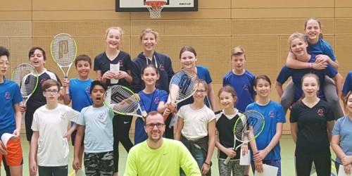 Tennis-Tag am NG