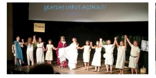 Theater auf Latein