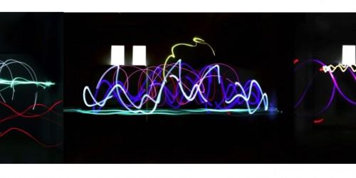 Wenn Licht Klang sichtbar macht