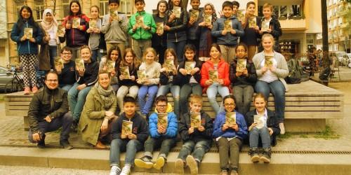 """Die 5a feiert den """"Welttag des Buches"""""""