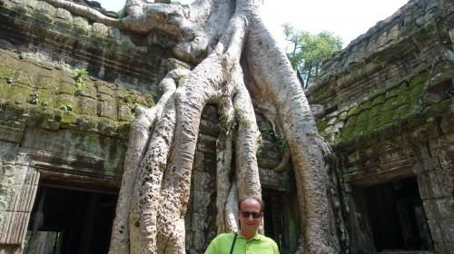 2016 - Sonderpreis für Lehrer - Michael Kohrs- Angkor Thom/Kambodscha