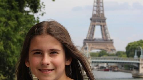 2017- Platz 3 - Jill Harper -Paris