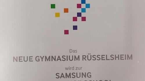 Seit September 2015 Samsung Lighthouse School