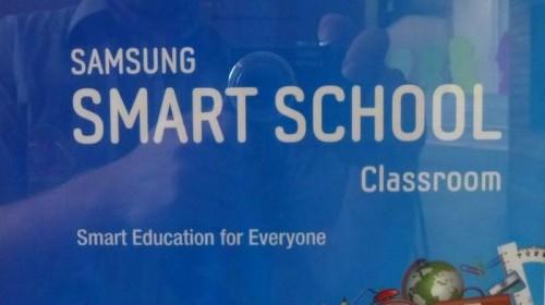 Seit 2013  Samsung Smart School Classroom - Smart Education for Everyone
